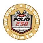 Folio 250 Winners Badge 2020 Graphic