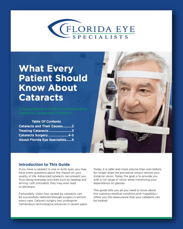 Cataract Guide EBook cover