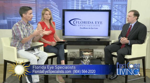 Dr. Lott Discussing Macular Degeneration   Florida Eye Specialist
