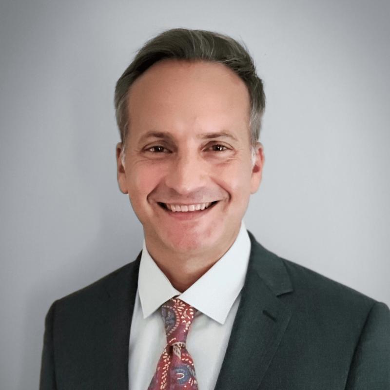 Steven R. Maier, M.D. headshot