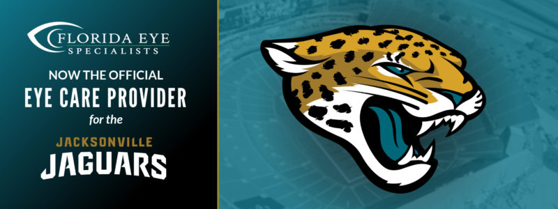 Florida Eye Specialists is Now the Official Eye Care Provider for the Jacksonville Jaguars