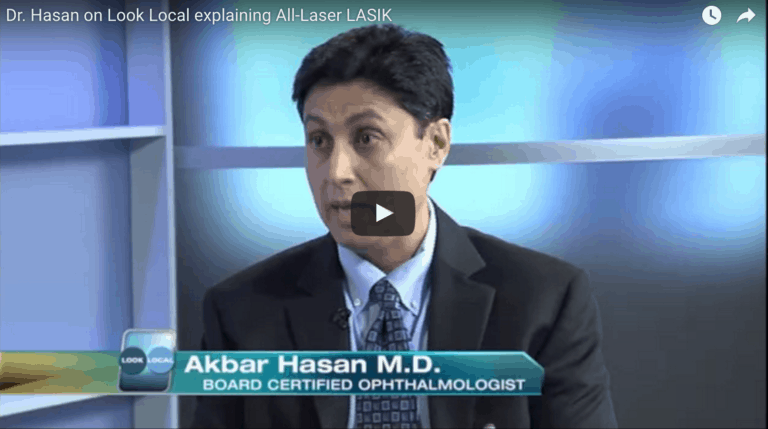 Dr. Akbar Hasan on Look Local