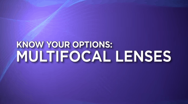 Multifocal Lenses