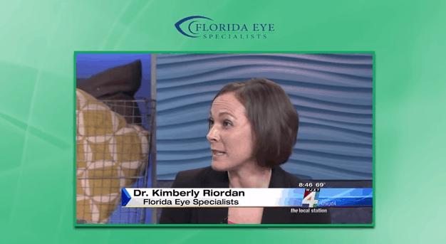 Dr. Kimberly Riordan on News 4 Jax