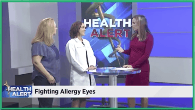 The Difference Between Spring Allergies & Dry Eye | Florida Eye Specialists